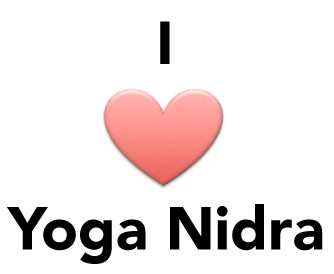 I Love Yoga Nidra